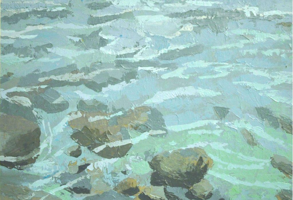 peinture eau