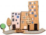 maisons en cartons