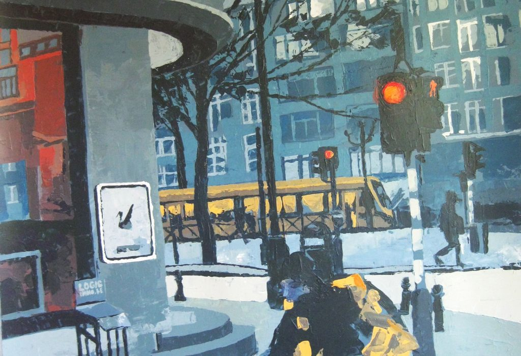 peinture rue